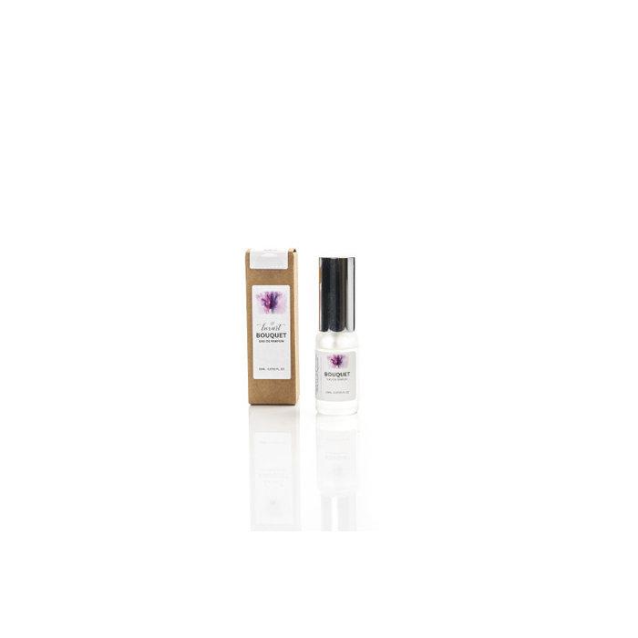 Eau de parfum naturelle pour femmes Bouquet 20 ml