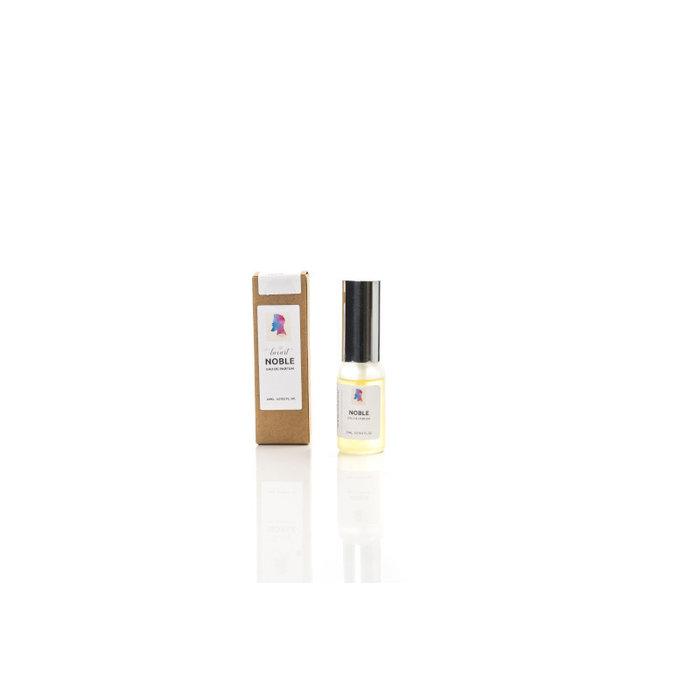 Eau de parfum naturelle pour hommes Noble 20 ml