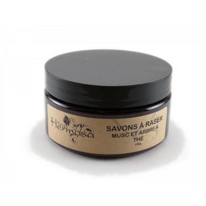 Pot savon a raser tea tree 150 g