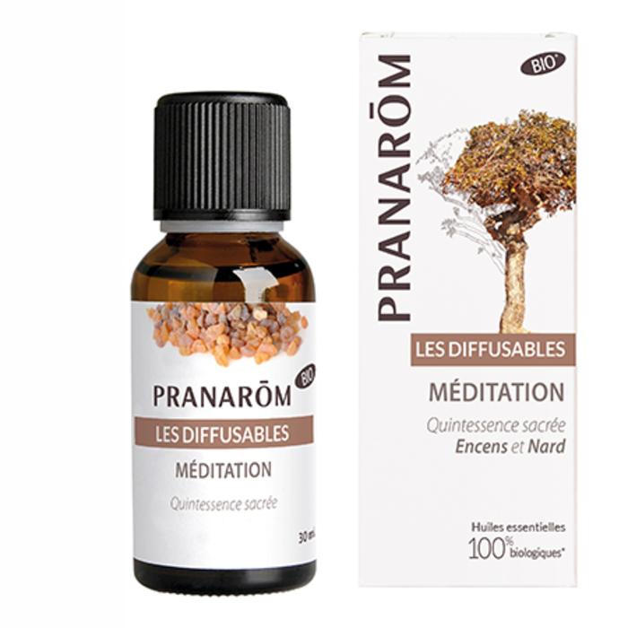 Méditation huile essentielle 30ml