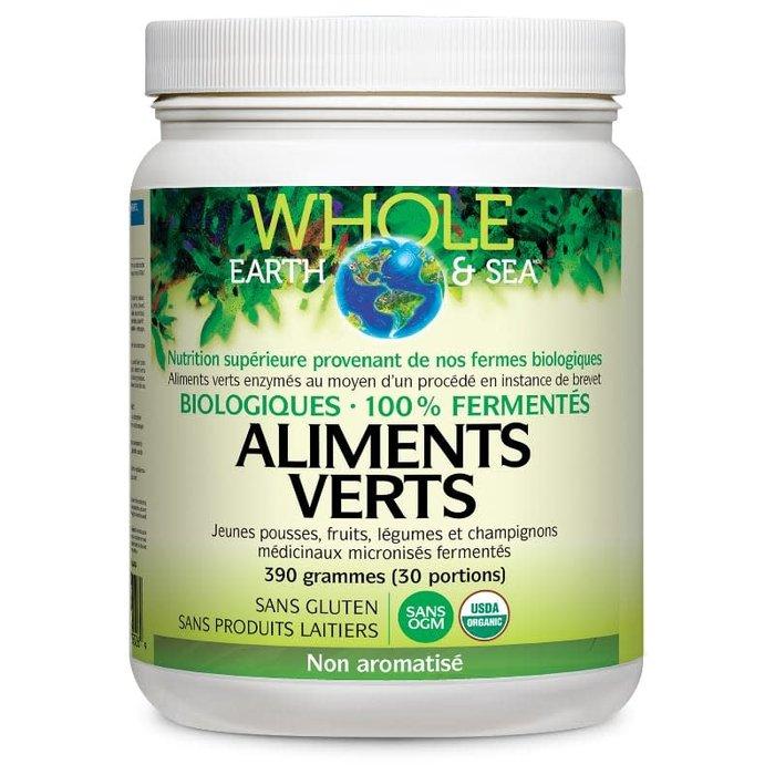 Aliments verts fermentés bio 390g