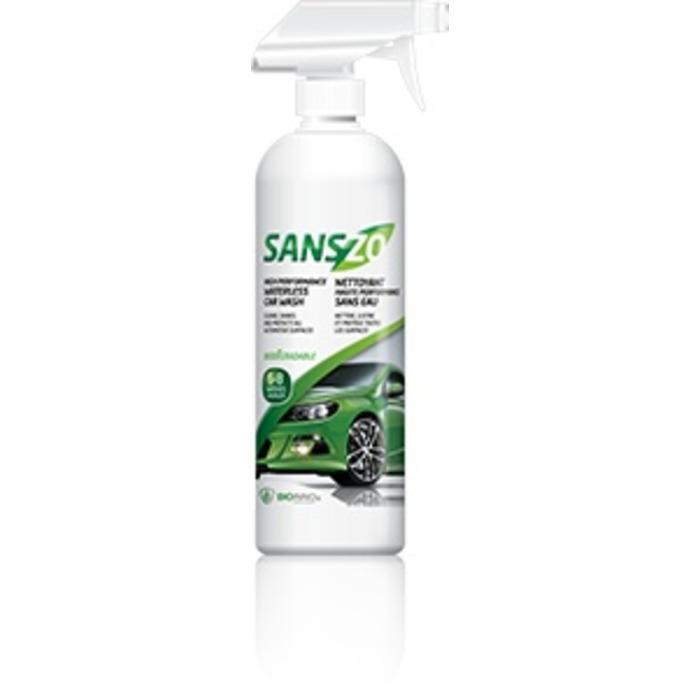 Nettoyant voiture sans eau 710 ml