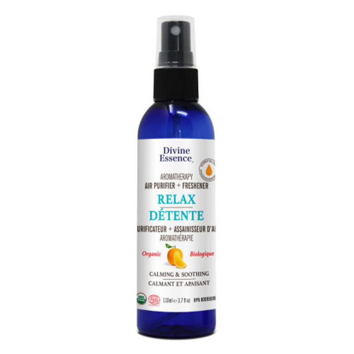 Purificateur - assainisseur d'air Détente 110ml Calmant et apaisant