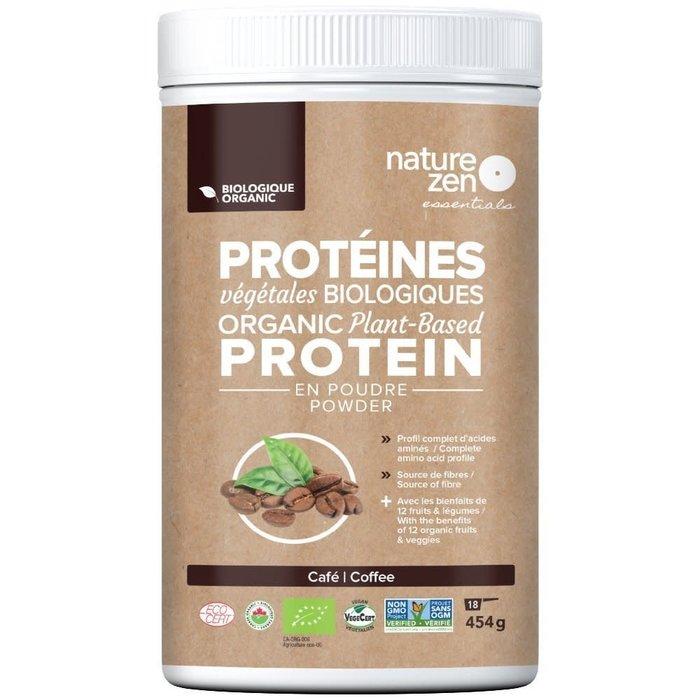 Proteines vege bio - Café  454 g
