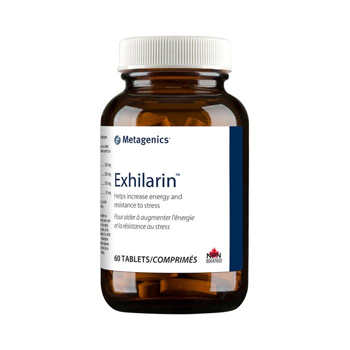 Exhilarin 60 capsules