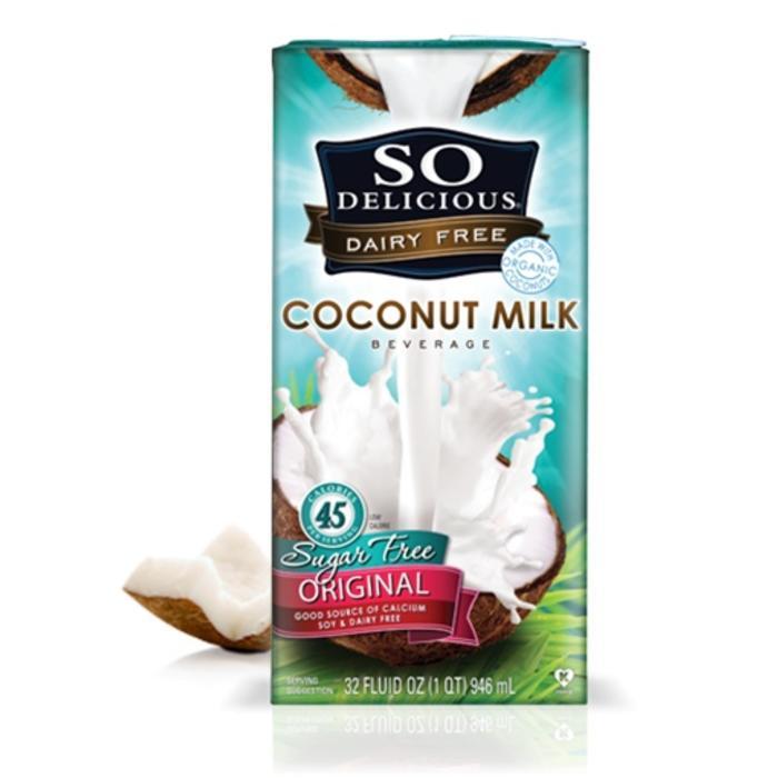 Boisson de lait de coco bio non sucre 946ml