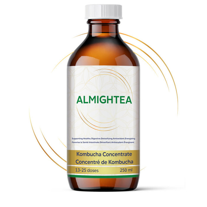 Almightea (concentré kombucha) 250ml