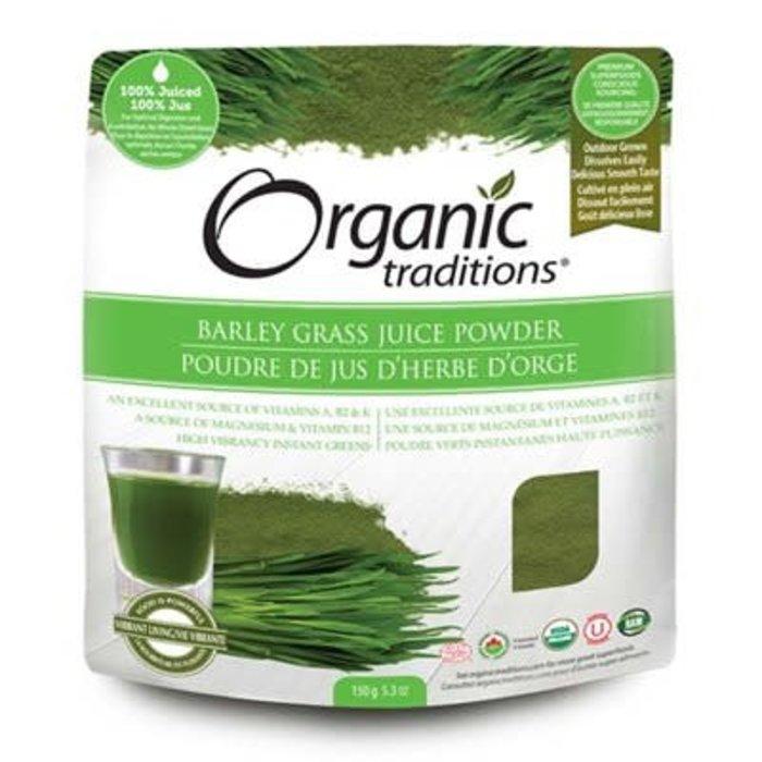 Poudre de jus d'herbe d'orge bio 150g