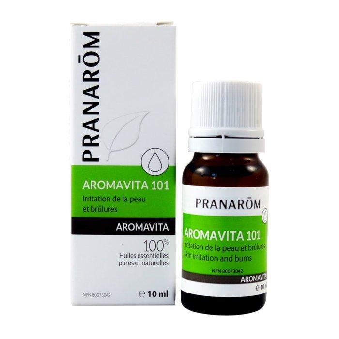 Aromavita 101 Irritation peau & brûlures 10ml