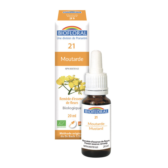 Moutarde 21 (Mustard) bio 20ml