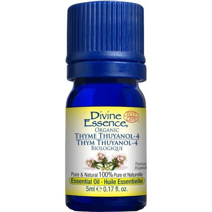 Huile essentielle Thym Thuyanol (Thymus vulgaris thujanoliferum) 5 ml