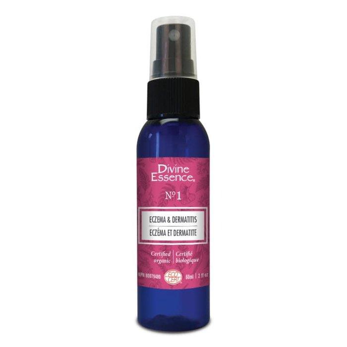 Remède no1 Eczema & dermatite