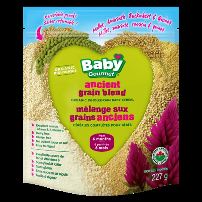 Céréale Mélange aux grains anciens bio 227g