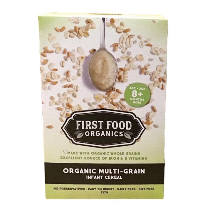 Céréales pour bébé biologiques 227g