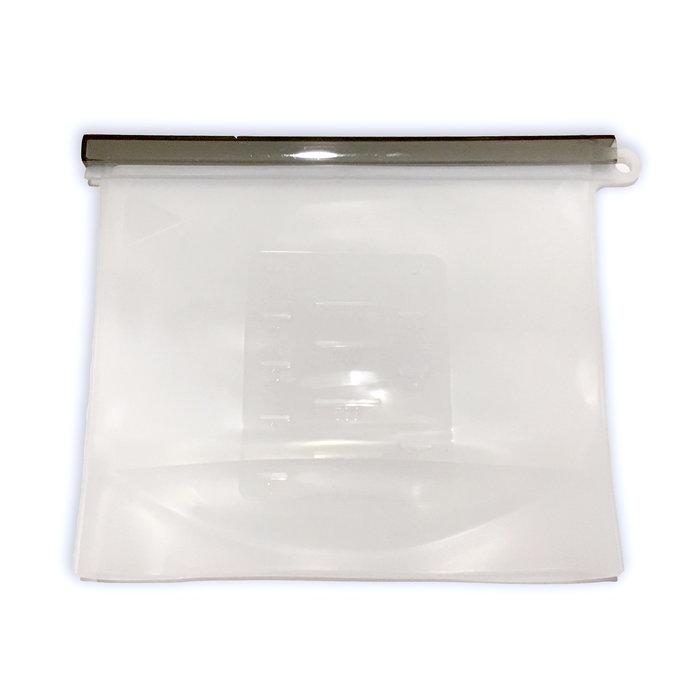 Sac réutilisable -0 déchet - silicone petit 1L