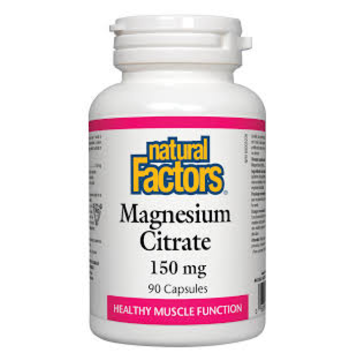 Magnesium citrate 150mg