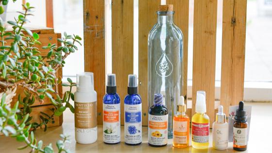 Solutions naturelles pour une peau resplendissante durant l'été