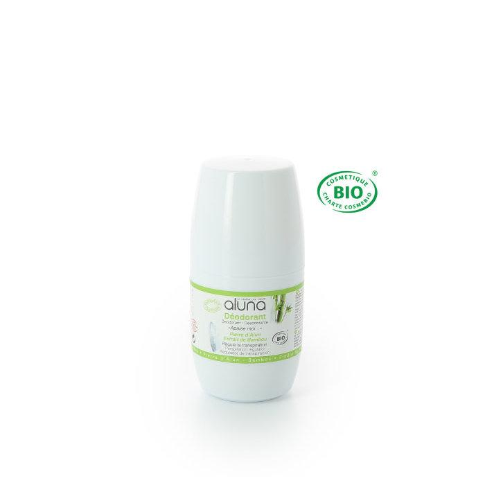 Déodorant Roll-on Alun 50mL