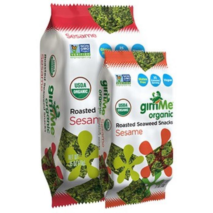 Croustilles d'algues 100% biologiques 10g