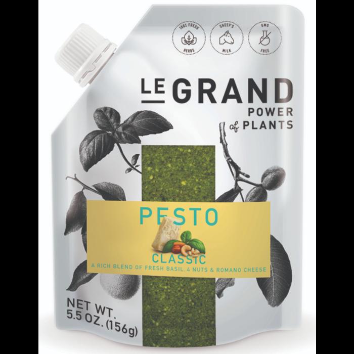 Pesto classique 170g au lait de brebis