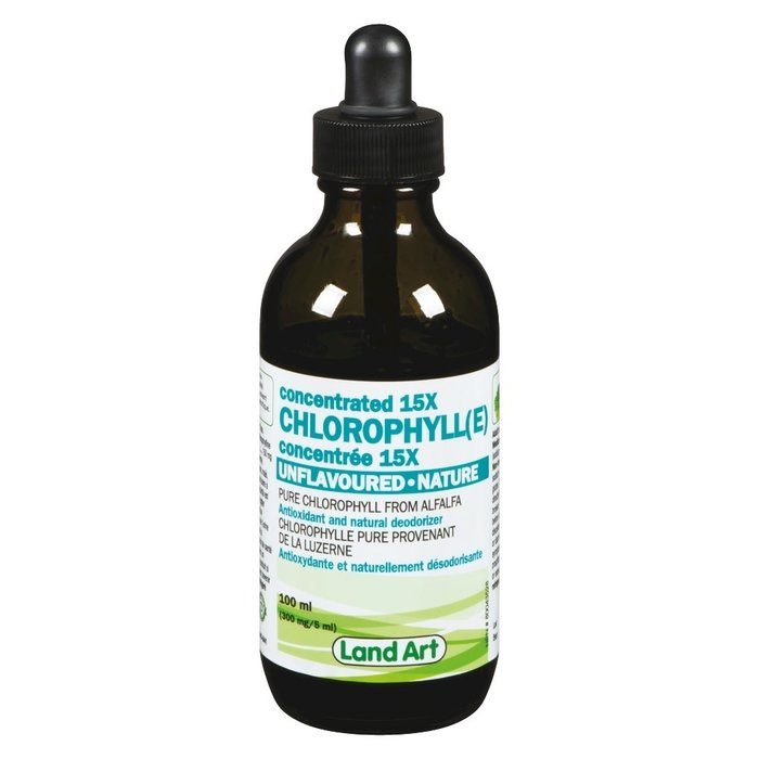 Chlorophylle 15x concentree 100ml