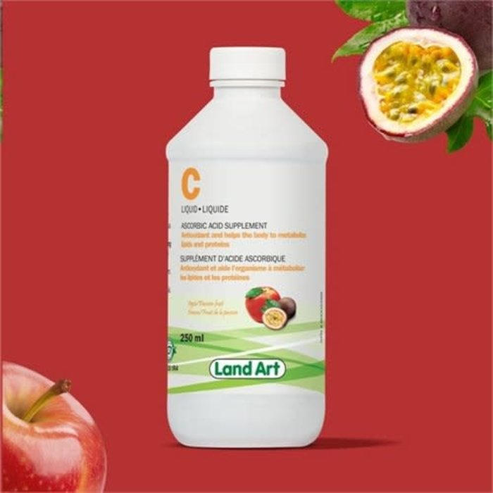 VItamine C acide ascorbique 250 ml