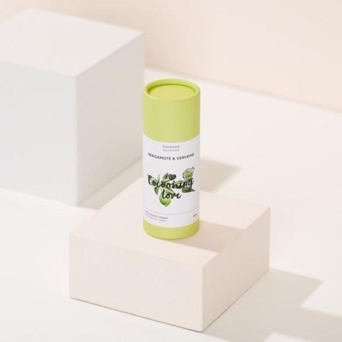 Deodorant 80g Bergamote Verveine