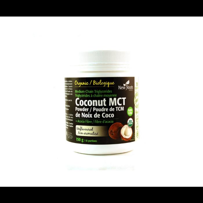 Poudre de TCM de noix de coco , non aromatisé 150g