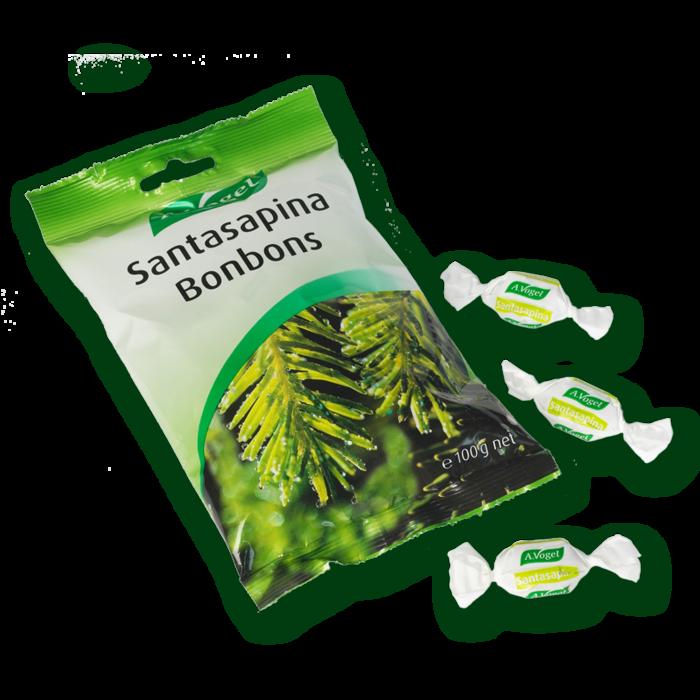 Bonbons Santasapina 100 g