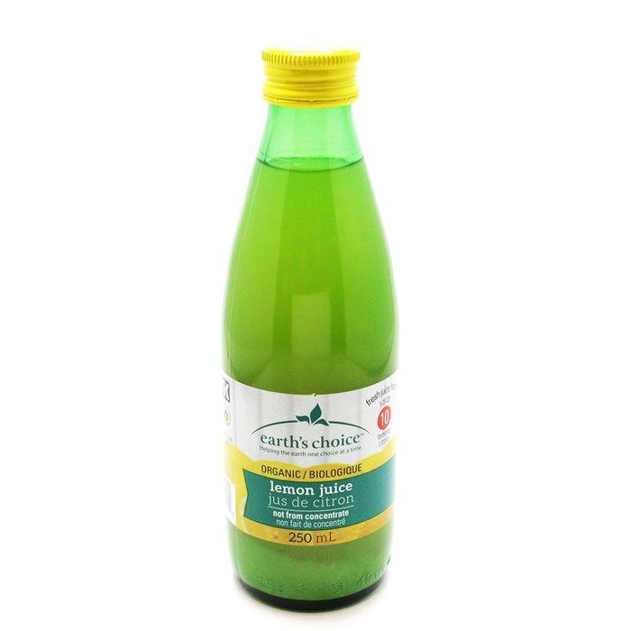 Jus de citron bio 1L