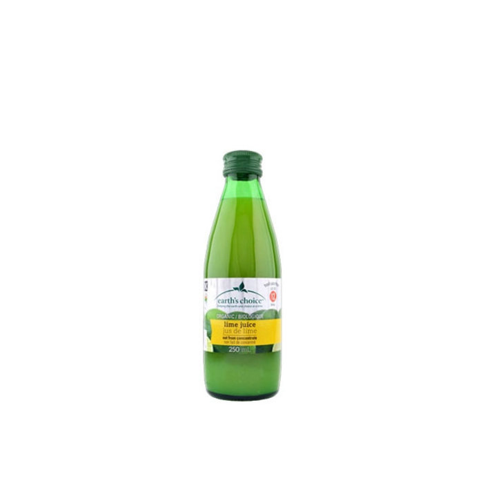 Jus de citron bio 250ml