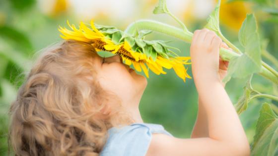 Approche naturelle de l'anxiété chez les enfants