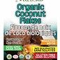 Flocons de coco biologique rotis 100g