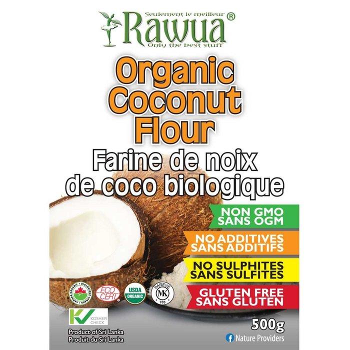 Farine de coco biologique 500g