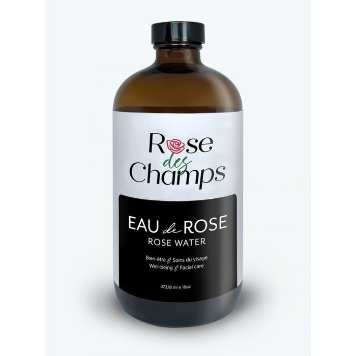 Eau de rose du Québec
