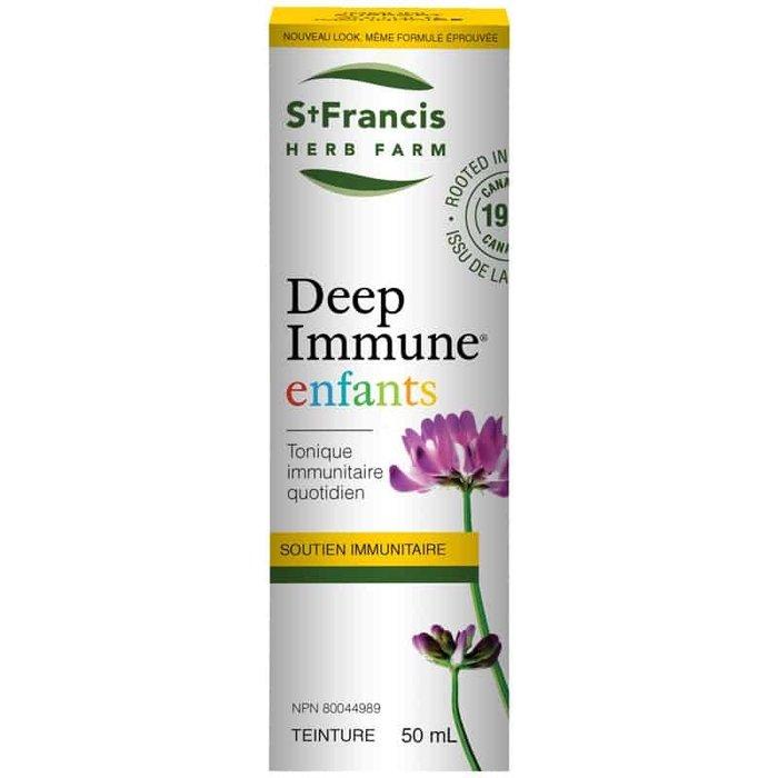 Deep Immune Enfants