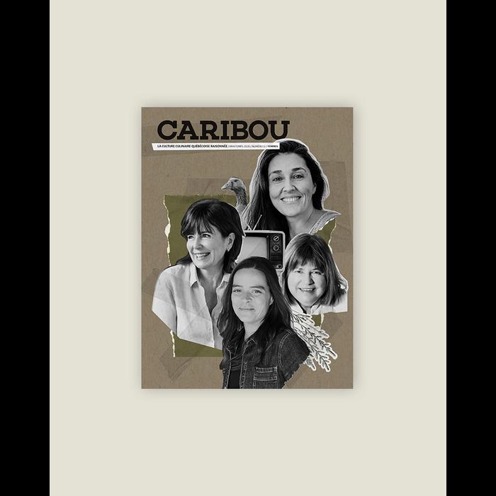 Magazine Caribou numéro 11 femmes