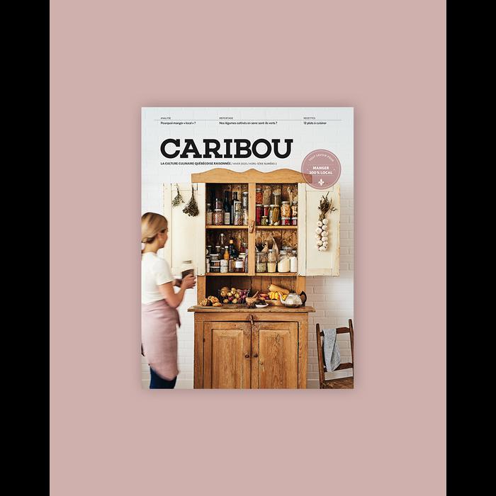 Magazine Caribou hors-série