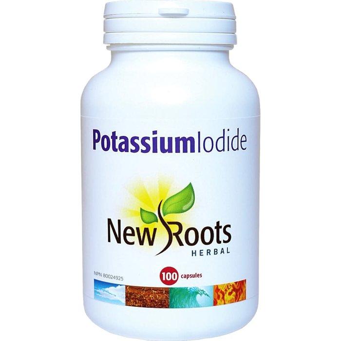 Iodure de potassium 800mcg, 100 capsules