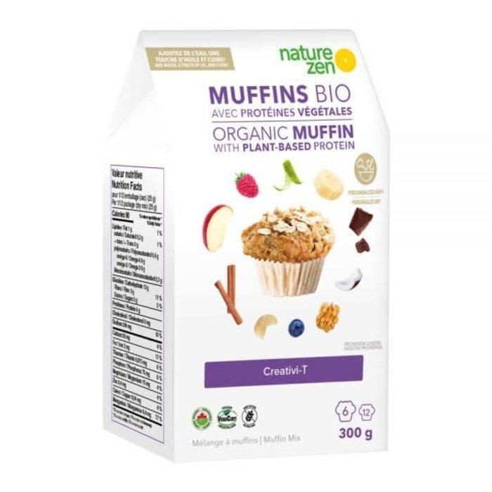 Mélange à muffins sans gluten 300g