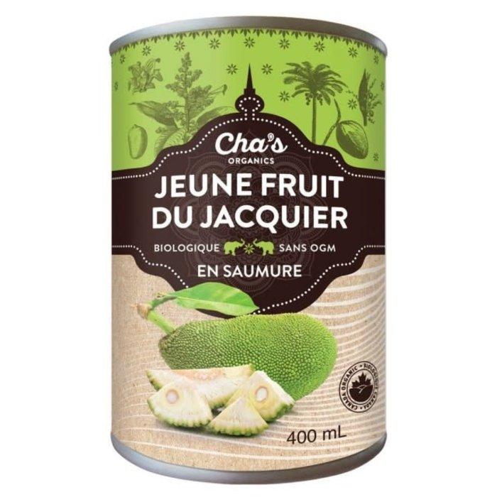 Fruit du jacquier (jackfruit) bio 400ml -