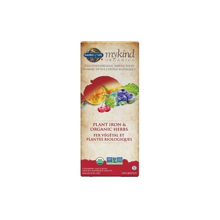Fer végétal & plantes bio 240ml