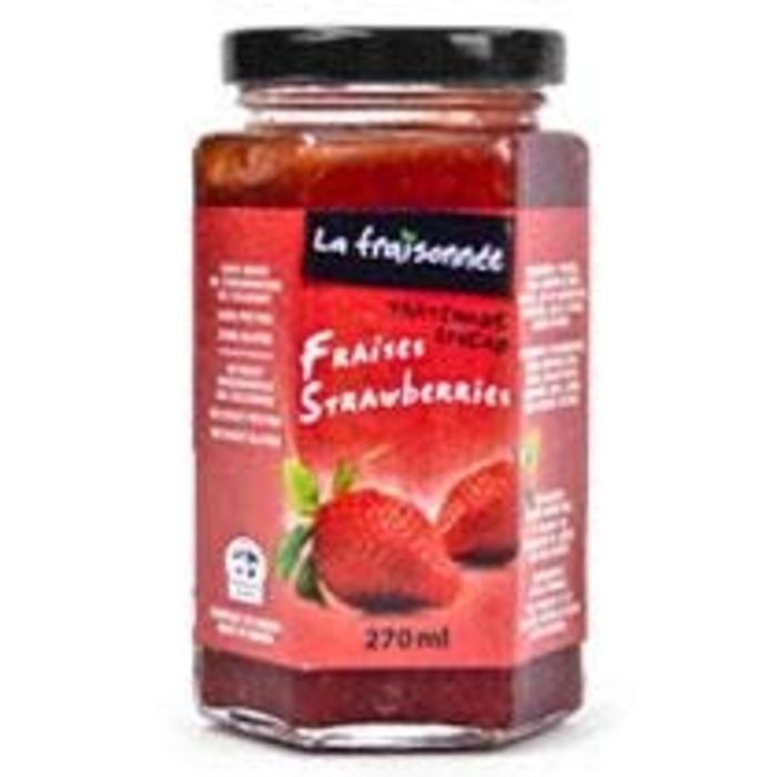 Tartinade aux fruits bio