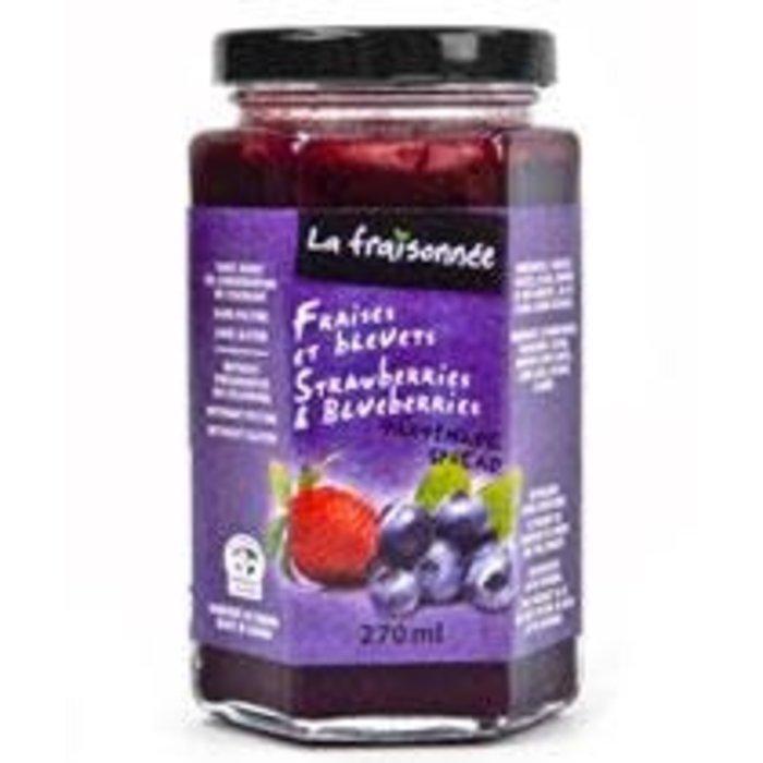 Tartinade aux fruits bio