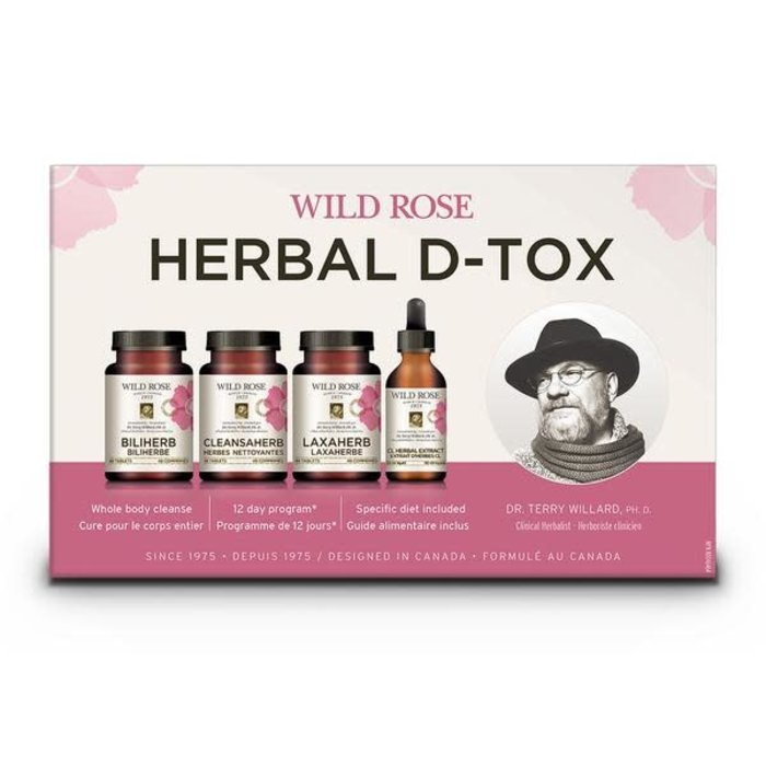 Herbal D-Tox, cure 12 jours