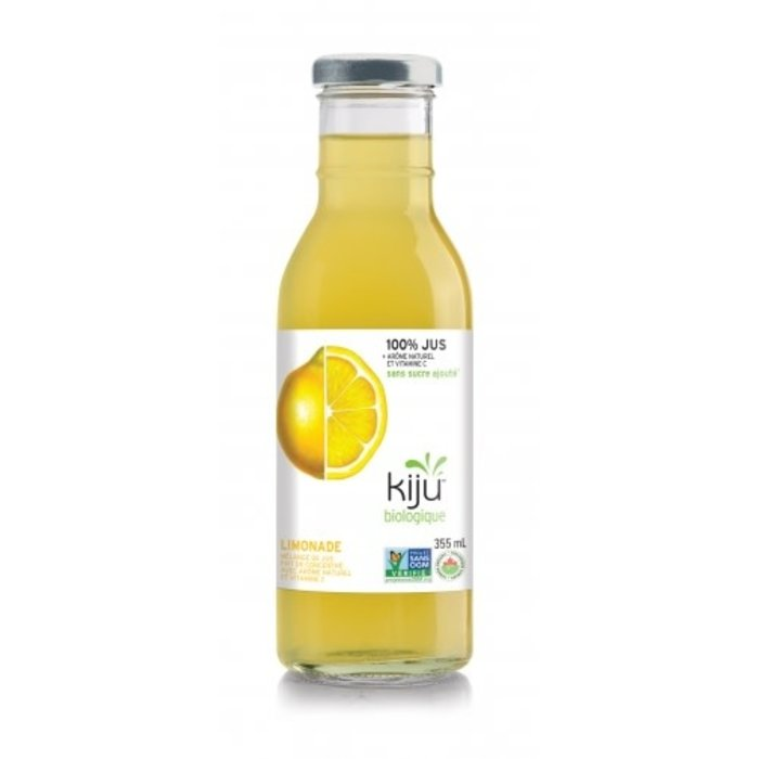 Limonade bio 355ml