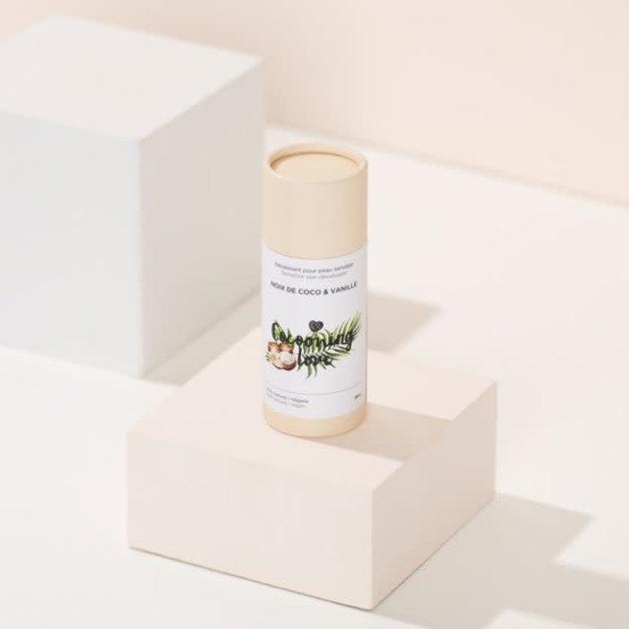 Deodorant 80g Coco Vanille peau sensible