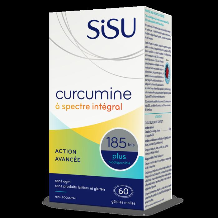 Curcumine à spectre intégral