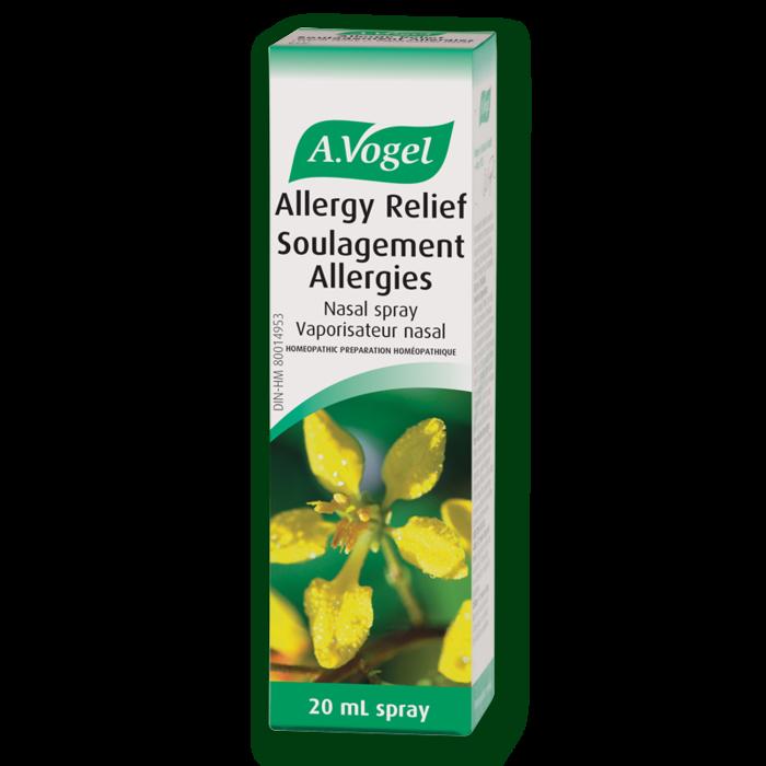 Soulagement Allergies - vaporisateur nasal 20 ml