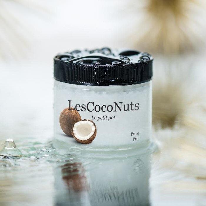 Concentre huile de coco